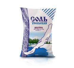 Соль поваренная пищевая выварочная