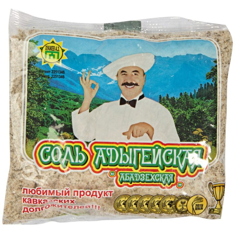 Соль Адыгейская( абадзехская) 450 гр
