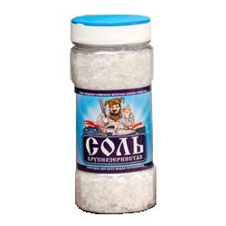 Соль каменная сеянная вс крупнозернистая помол №3-4