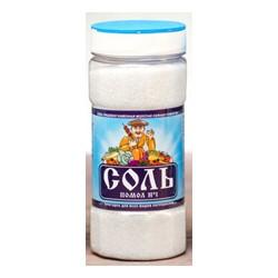 Соль каменная сеянная вс помол №1